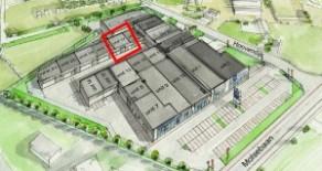 Meerhout: Bedrijvenpark Hoevendijk KMO units