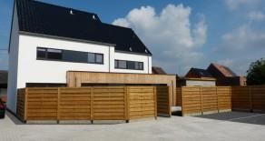 Meerhout : Energiezuinige woningen
