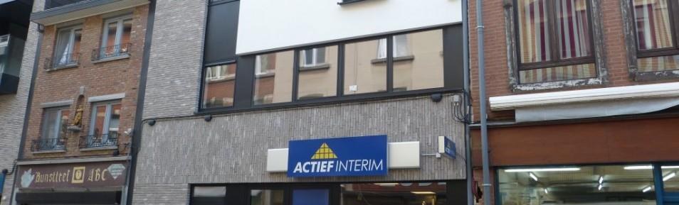 LEUVEN : Investeringsproject Nieuwbouwstudio's