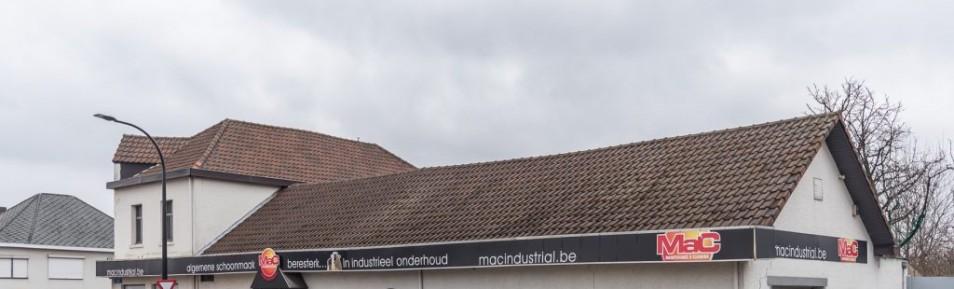 Meerhout : handelspand op commerciële ligging